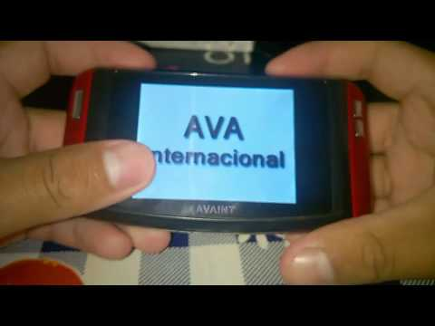 AVAINT MP3, MP4, GAME PORTABLE MULTIMEDIA PLAYER