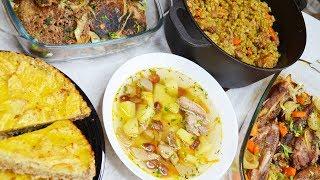 Чем я кормлю семью, простые блюда. Часть 26