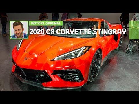 2020 C8 Corvette Stingray: First Look