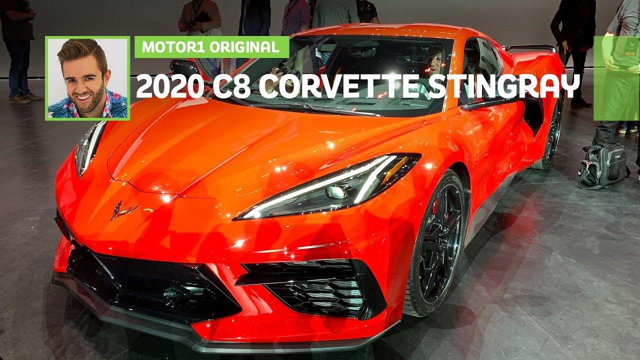 2020 C8 Corvette Stingray: First Look - YouTube