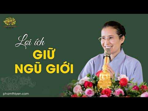 Phật tử giữ trọn 5 giới được lợi ích gì?