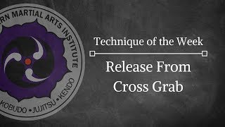 TOTW: Release from Cross Grab