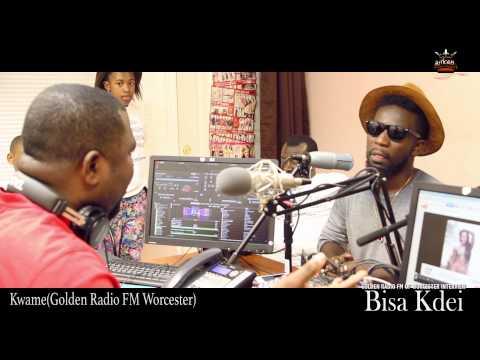 Kwame Kesse Interviewed BISA