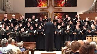 """""""Ute Sundance"""" excerpt - National Lutheran Choir"""