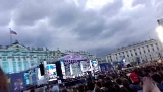 Ленинград на Дворцовой — Баба не моего масштаба