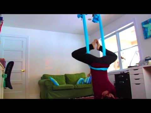 Aerial Yoga: Stress Relief - Total Gym Pulse