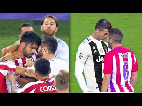 Craziest Football Fights & Angry Moments - Revenge Moments 2019  HD