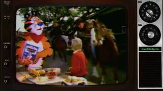 1984 - Frosted Flakes - Riding Horses