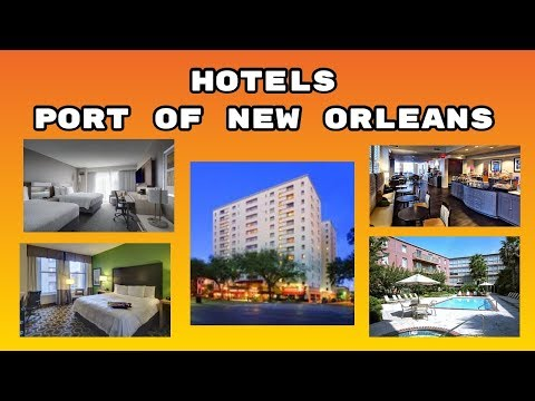 HOTELS NEW ORLEANS ~ MY TOP PICKS!!!