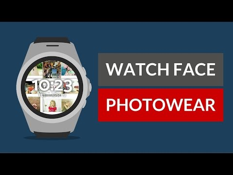 PhotoWear Photo Watch Face - Apps on Google Play