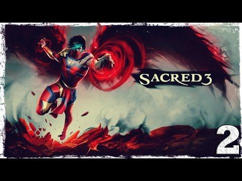 Смотреть прохождение игры Sacred 3. #2: Варий.