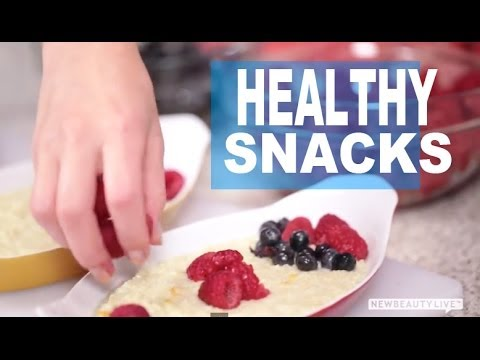 3 Antioxidant-Packed Snacks For Beautiful Skin | Healthy Food Recipes | NewBeauty Body