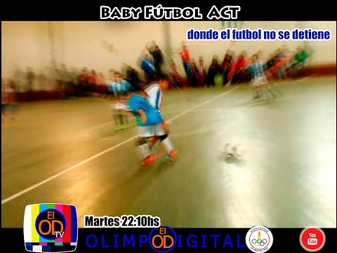 Baby Fubol ACT TV 005 (12 de Abril)
