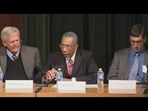 Wheaton Center for Economics, Government, and Public Policy | Panel Discussion on Fiscal Imbalances