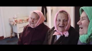 Баба Марина (сарахванчик-розчахванчик) с.Козацьке  Ukrainian folk song Автентичне виконання