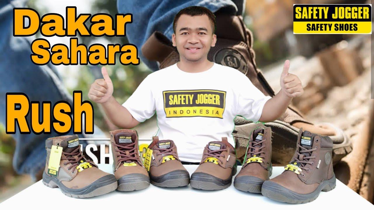 3dc089b765b Sepatu Jogger Dakar, Jogger Sahara, Jogger Rush