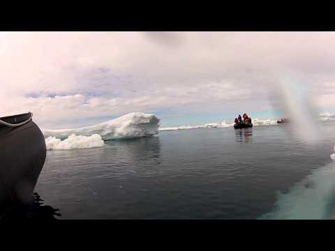 Exploring the Antarctic sea ice