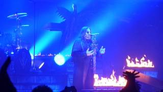 POWERWOLF Let There Be Night Live 2017 Paris