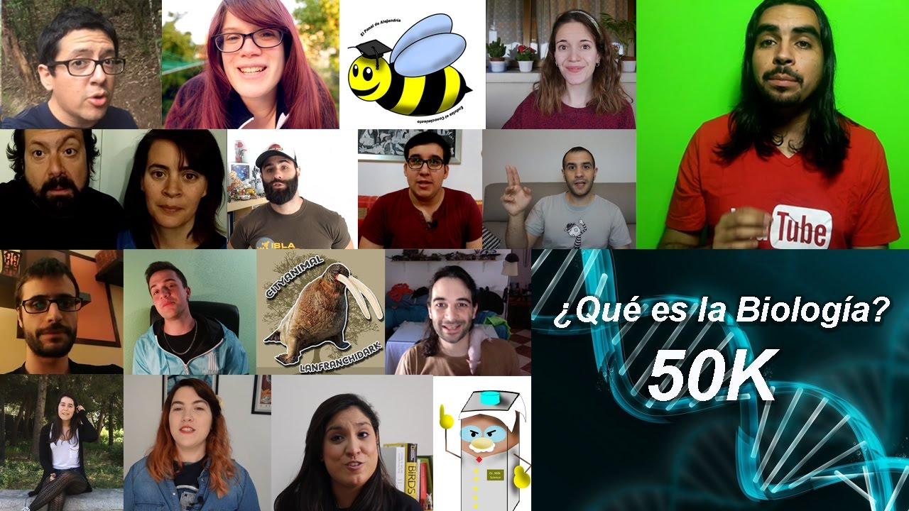Qué es la Biología? | Especial 50k