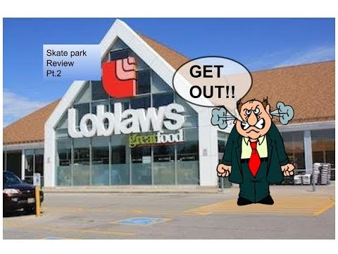 WE GOT KICKED OUT OFF LOBLAWS (NOT CLICKBAIT)