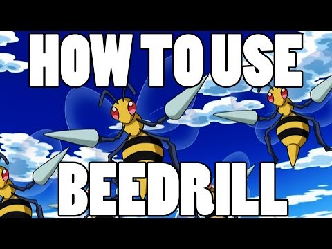 How To Use: Beedrill! Beedrill Strategy Guide!
