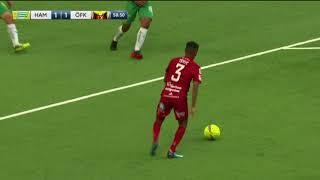 Hammarby - Östersunds FK 1-2 (2018-07-09)