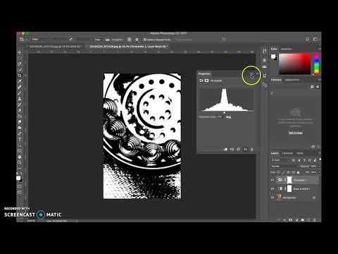 Create a Rayograph