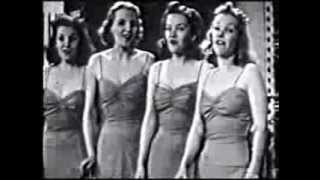 Alvino Ray and his Orchestra with the King Sisters - Java Jive (I Love Coffee, I Love Tea)