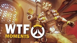 Overwatch WTF moments [ Delfy Edition ]