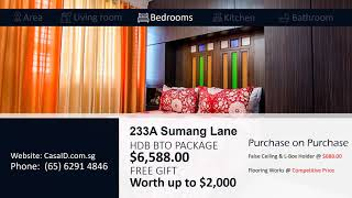 Best Home Interior Design | Best BTO Interior Design Packages in Singapore