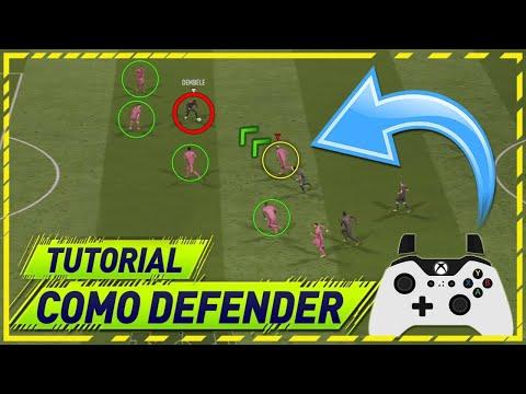 COMO DEFENDER en FIFA 18!!! CONSEJOS para DEFENDER MEJOR - TUTORIAL!!