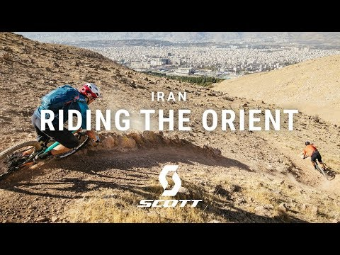 Riding the Orient - Chasing Trail Ep. 19 - Iran