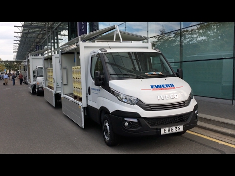 Iveco Daily 2017 In detail review walkaround Interior Exterior
