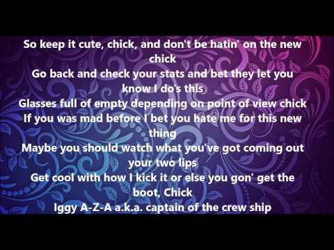 Heavy Crown Iggy Azalea Ft. Ellie Goulding.