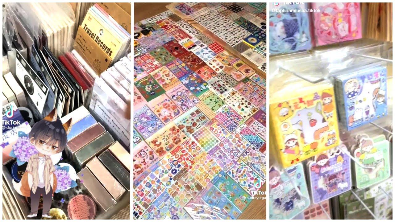 [Sticker Collection] 🥕Khi các Tiktoker show những bộ siêu tập sticker cực khủng🥕