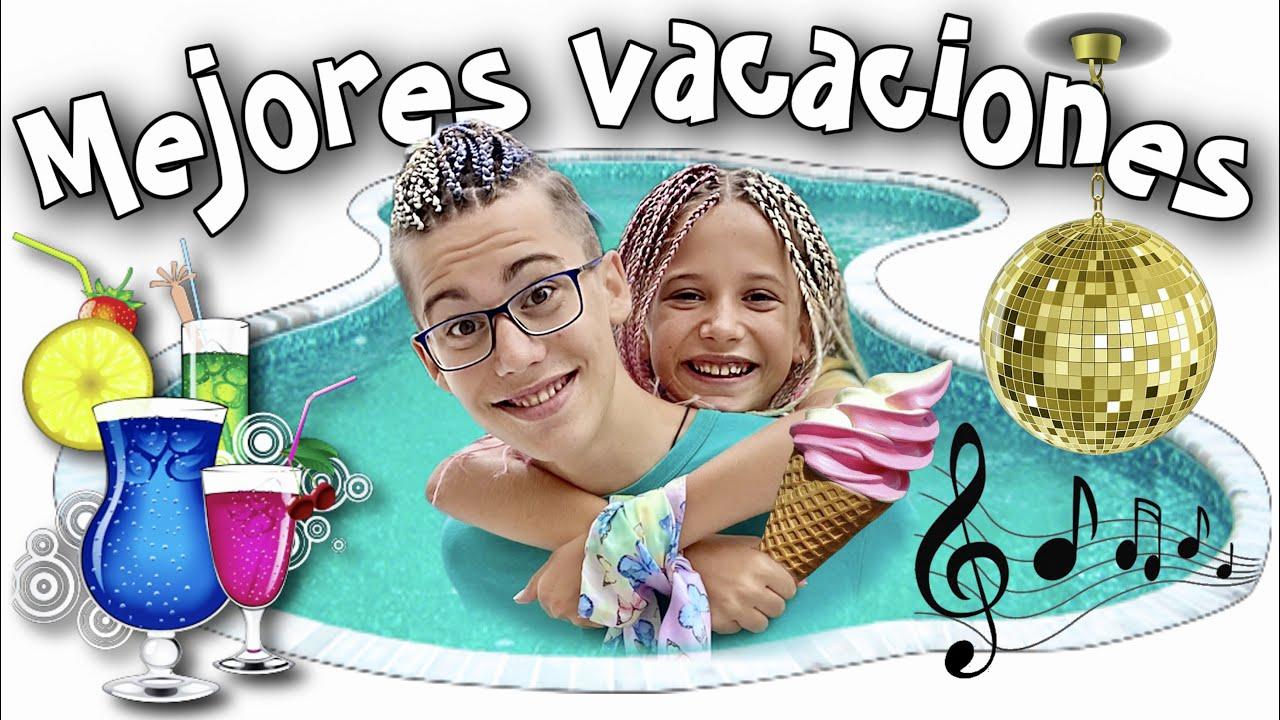 Vacaciones DE LUJO con Parque Acuático en Magic Tropical Splash / Mika Sofi Vlog