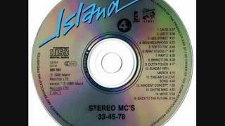 BRING IT ON , STEREO MC'S from the 1989 album 33 45 78