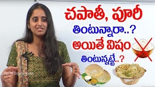 Maida Flour Really Bad for Health?    Dr Sarala    SumanTV Organic Foods