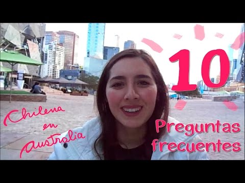10 Preguntas Frecuentes al venir a Australia