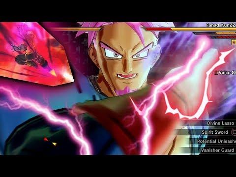TASTE DEEZ- i mean, MY BLADE! REAX RETURNS! Dragon Ball Xenoverse 2