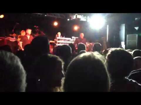 The Stranglers Live in Nottingham Peaches 2014 Rock City Ru