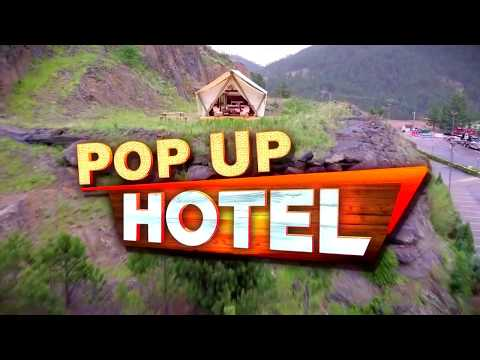POP UP HOTEL - Great American Country Network