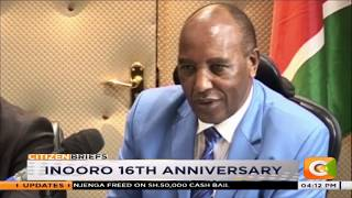 Inooro FM lauded for 16 years of entertaining, enlightening people