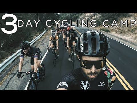 3 Day Cycling Camp On The California Coast (My FULL Experience)