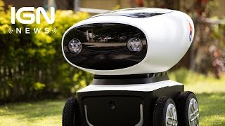 Domino's Using a Robot to Deliver Pizza in Australia - IGN News