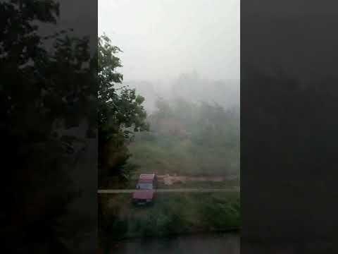 Ураган в Смоленской области июнь 2019