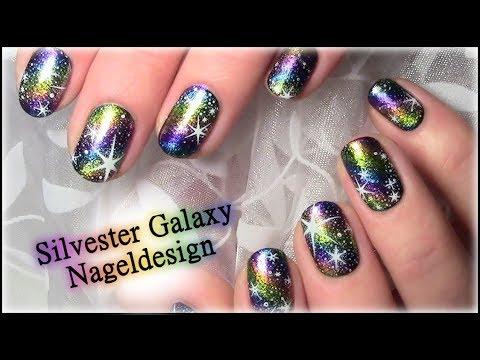silvester-galaxy-nageldesign-/-new-years-eve-nailart-/-nägel-lackieren