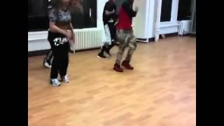 Tinashe Dancing To Beyonce On Instagram