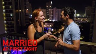 Cam opens up about his feelings for Jules | MAFS 2019