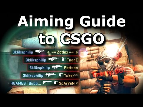 CS GO Basic Aim and Damage Guide